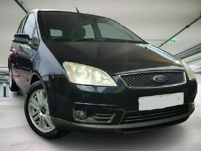 used Ford C-MAX 2.0 Ghia 5dr Auto