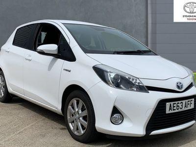used Toyota Yaris Hybrid 1.5 VVT-i T4 5-Dr