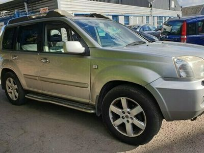 used Nissan X-Trail 2.2 dCi 136 T-SPEC 5dr