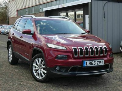 used Jeep Cherokee 2.2 MultiJetII Limited Auto 4WD (s/s) 5dr