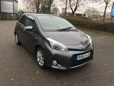 used Toyota Yaris 1.5 VVT-h T4 5dr