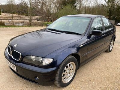 used BMW 318 3 Series 2.0 i Sport 4dr