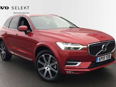 used Volvo XC60 D4 AWD Inscription Pro Automatic-Xenium Pack. Estate diesel estate
