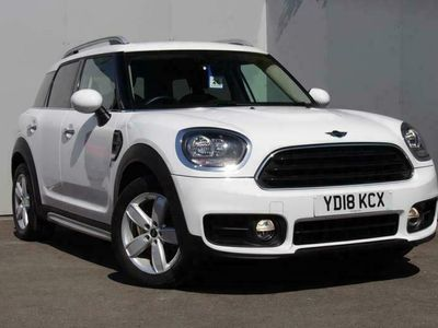 used Mini Cooper Countryman 1.5 (s/s) 5dr