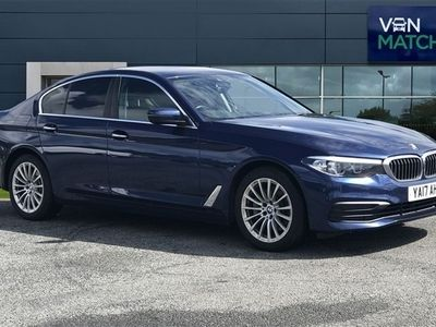 used BMW 530 5 Series 3.0 d SE Auto xDrive (s/s) 4dr