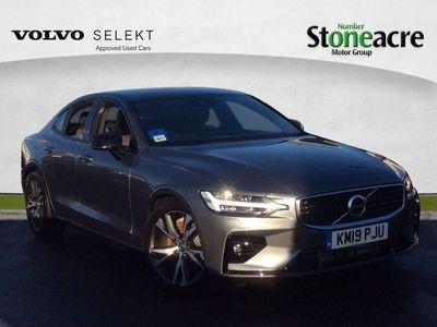 used Volvo S60 2.0 T5 R-Design Edition Auto (s/s) 4dr
