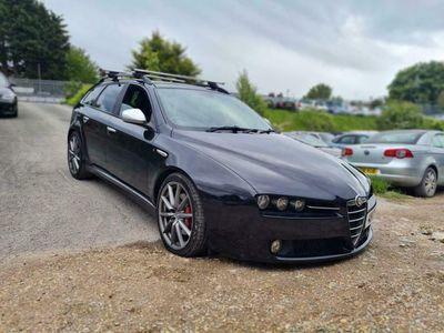 used Alfa Romeo 159 Sportwagon 2.0 JTDM 16v TI 5dr