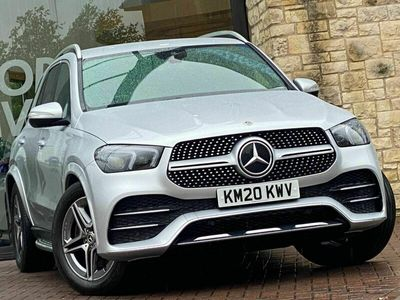 used Mercedes GLE350 Gle Class 3.0AMG Line (Premium) G-Tronic 4MATIC (s/s) 5dr