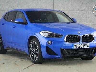 used BMW X2 xDrive18d M Sport