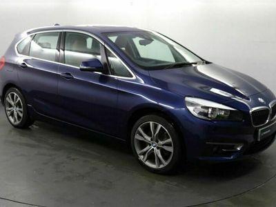 used BMW 220 2 Series i Luxury 5dr Step Auto