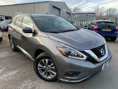 used Nissan Murano SV AWD 3.5L V6 AUTO LHD AMERICAN IMPORT 5dr
