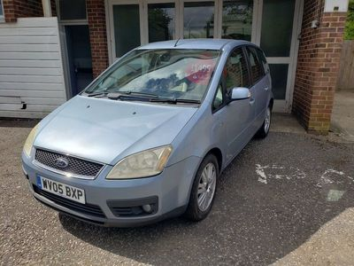 used Ford C-MAX 1.8 Ghia [125] 5dr