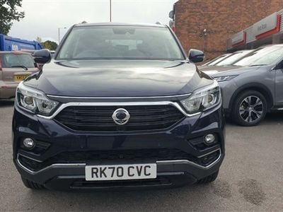 used Ssangyong Rexton 2.2 ELX 5dr Auto
