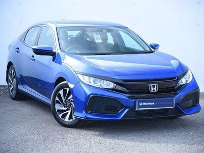 used Honda Civic 1.0 Vtec Turbo Se 5Dr