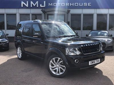 used Land Rover Discovery 4 3.0 SD V6 Landmark (s/s) 5dr