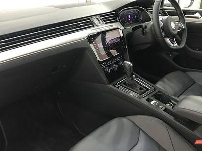 used VW Arteon Coupe R-Line 2.0 TDI SCR 190PS DSG auto 5d