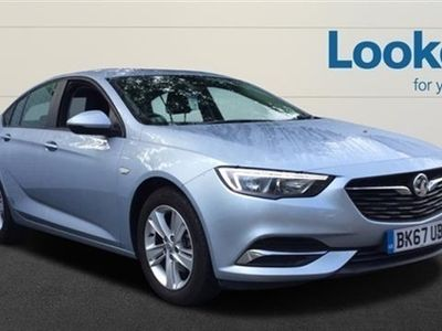used Vauxhall Insignia 1.5T [165] Design Nav 5dr