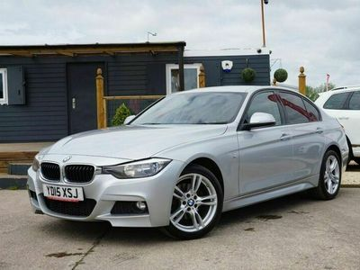 used BMW 320 3 SERIES 2.0 D XDRIVE M SPORT 4d 181 BHP CLICK AND DELIV
