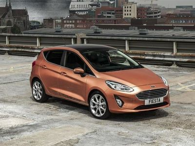 used Ford Fiesta None 1.0 125ps Ecob St6.2 Hatchback 2019