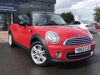 used Mini Cooper Hatchback 1.63Dr [Chili Pack]