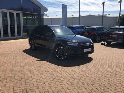 used Audi Q5 Black Edition 40 TDI quattro 190 PS S tronic 2.0 5dr