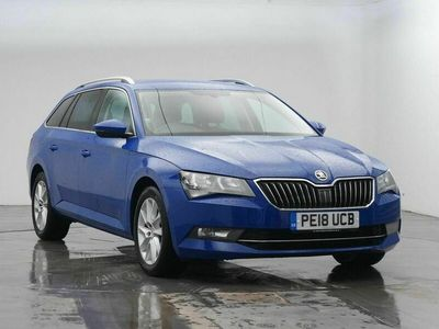 used Skoda Superb 2.0 TDI CR SE Technology 5dr DSG [7 Speed]