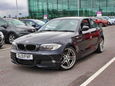 used BMW 118 Coupé 1 Series COUPE SPECIAL EDITIONS d Sport Plus Edition 2dr 2013
