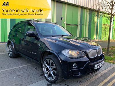used BMW 501 X5 3.0 35d M Sport SUV 5dr Diesel Automatic xDrive (220 g/km,bhp)