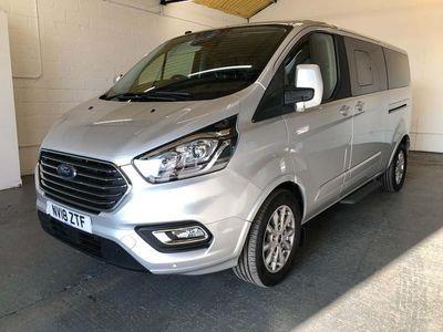 used Ford Custom Tourneo2.0 310 EcoBlue Titanium L2 EU6 (s/s) 5dr (8 Seat)