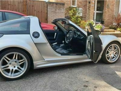 used Smart Roadster 0.7 Brabus2dr