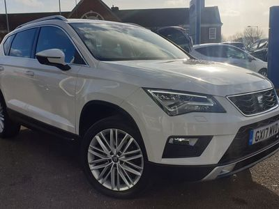 used Seat Ateca ECOTSI XCELLENCE 1.4 5DR Manual