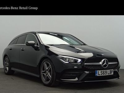 used Mercedes CLA220 Shooting Brake Cla Class 2.0 5dr