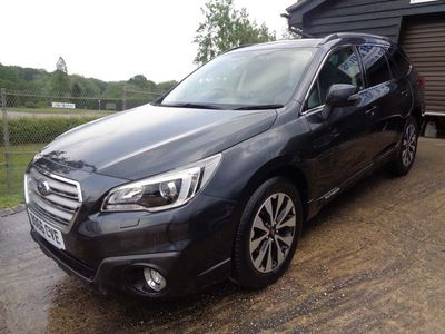 used Subaru Outback 2.0D SE Premium Lineartronic 4WD 5dr