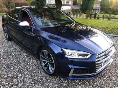 used Audi S5 Sportback 3.0 TFSI V6 Tiptronic quattro (s/s) 5dr