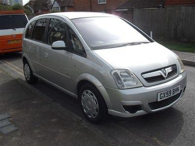 used Vauxhall Meriva ACTIVE 5-Door