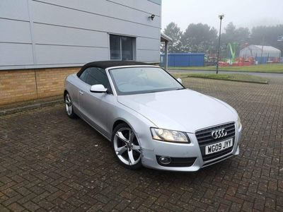 used Audi A5 Cabriolet Cabriolet 2.0 TFSI 2dr