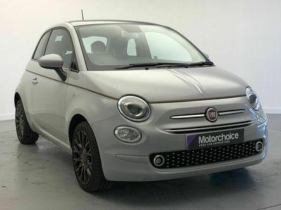 used Fiat 500 1.2 8V Collezione Fall (s/s) 3dr