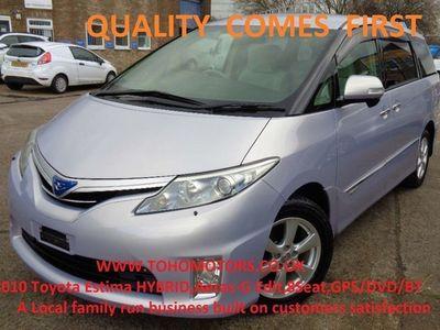 used Toyota Estima Hybrid AERAS+G-Edition