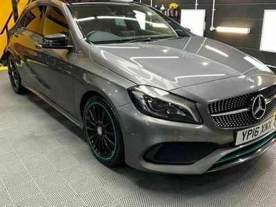 used Mercedes A220 A Class 2.1Motorsport Edition (Premium) 7G-DCT (s/s) 5dr
