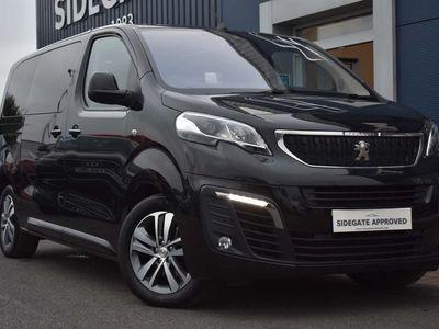 used Peugeot Traveller 2.0L BlueHDi Allure Standard MPV (s/s) (5 Seat, SN