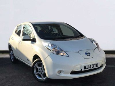 used Nissan Leaf 80Kw Acenta 24Kwh 5Dr Auto [6.6Kw Charger]