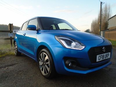 used Suzuki Swift SZ5 BOOSTERJET SHVS Choice of 20 Quality Used Swifts in Group Stock 1.0 5dr
