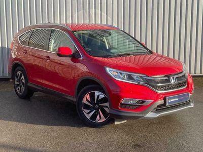 used Honda CR-V 1.6 i-DTEC SR (s/s) 5dr SUV 2018