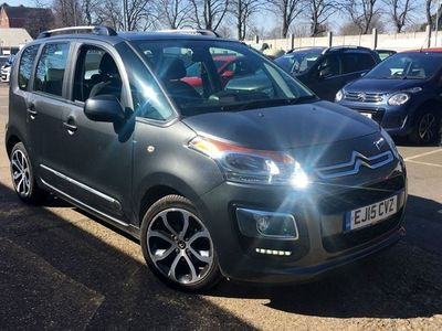 used Citroën C3 Picasso 1.6 HDi Selection 5dr