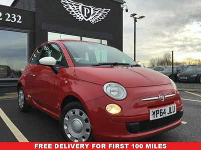 used Fiat 500 1.2 69hp Pop 3dr