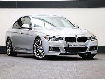 used BMW 325 d M Sport