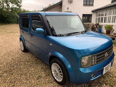 used Nissan Cube 1.6 CVT 5dr