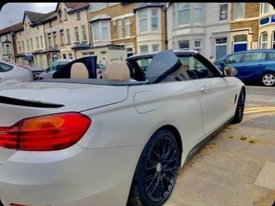 used BMW 420 4 Series 2.0 i Luxury 2dr