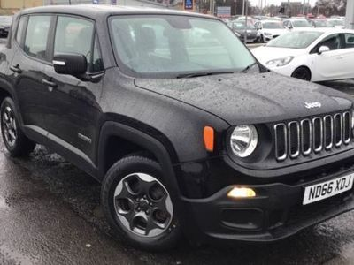 used Jeep Renegade 1.6 E-torQ Sport 5dr
