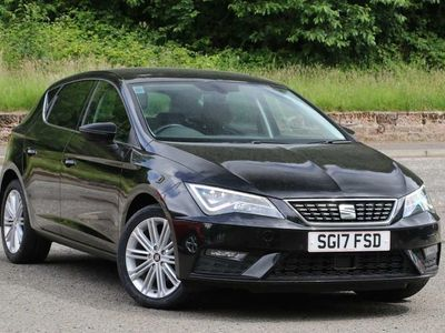 used Seat Leon 2.0 TDI XCELLENCE Technology 150PS